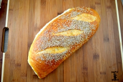 Seeded Italian Bread