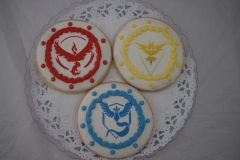 Pokemon Go Cookies