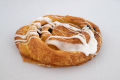 Vanilla Cinnamon Raisin Danish