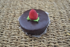 Mini Flourless Chocolate Cake
